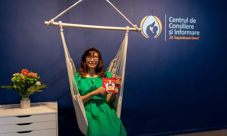 """Photo of Veronica Iani a lansat """"Curajul"""", prima carte dintr-o nouă serie pentru copii dedicată virtuților"""