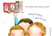 Photo of CAMPANIE. Ioana Revnic și Veronica Iani vor dona 3000 de cărți copiilor care nu și le permit