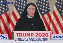 """Photo of VIDEO. Sora Deirdre Byrne, fost chirurg în armata SUA: """"Nu sunt doar pro-viață, ci pro-viață veșnică și vreau ca toți să fim cândva în rai"""" / Convenția Națională Republicană 2020"""