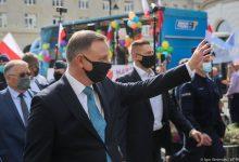 Photo of FOTO: Președintele Poloniei a participat la Marșul pentru viață de la Varșovia